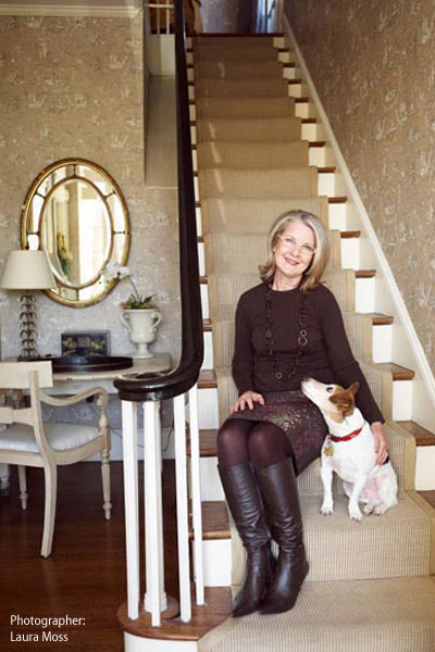 Boston Area Interior Designer Barbara Pervier Interior